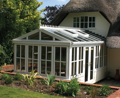 Georgian conservatories oak conservatories for House plans with conservatory