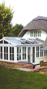 maintaining a hardwood conservatory