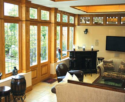 orangery conservatory design