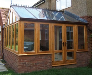 Bespoke self build conservatories oak conservatories for House plans with conservatory