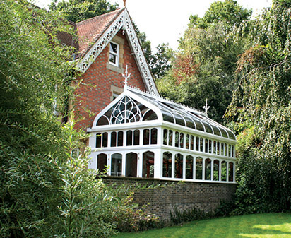 Victorian conservatories oak conservatories for Victorian sunroom designs