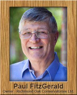 Paul FitzGerald - Richmond Oak Conservatories
