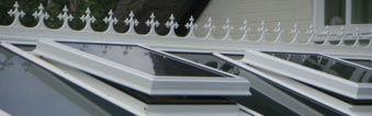 Richmond Oak Roof Vents