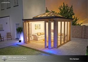 Richmond Oak 3D Virtual Concept