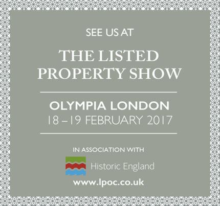 Visit Richmond Oak Conservatories at the 2017 Listed Property Show