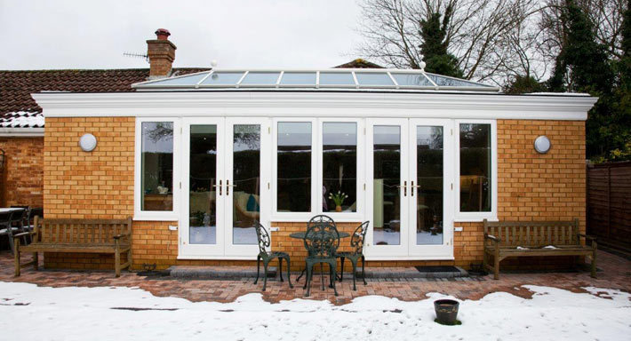 Wooden Conservatories and Orangeries from Richmond Oak