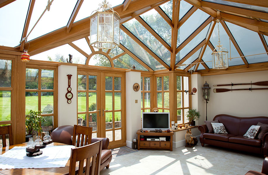 How To Clean Hardwood Conservatories Oak Conservatories