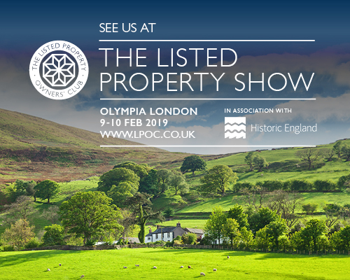 oak conservatory listed property show
