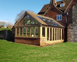 Oak Garden Room in Kent