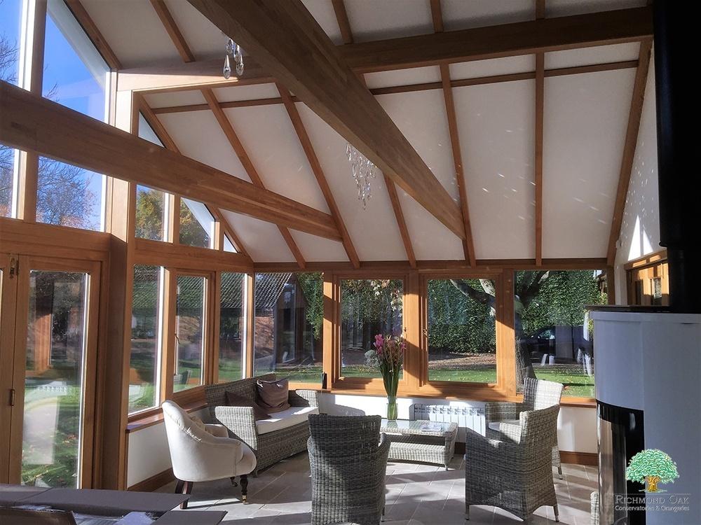 Hardwood Garden Rooms