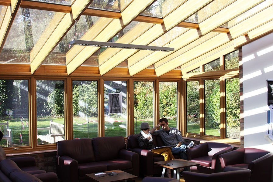 Oak Conservatory Staff Relaxation Room