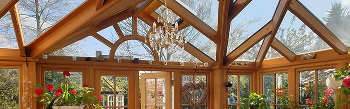 5 Reasons to Build an Oak Conservatory