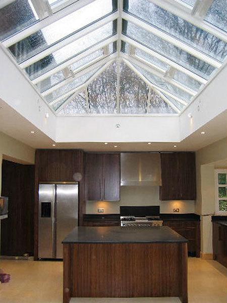 oak orangery kitchen extension