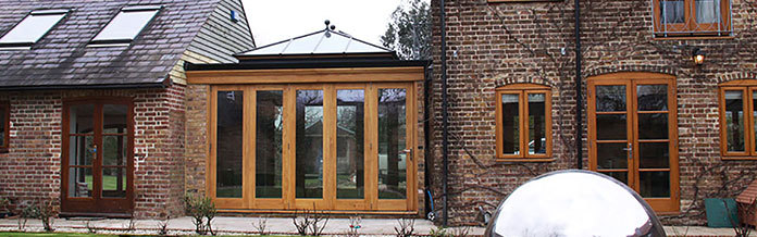 Orangery Barn Conversion