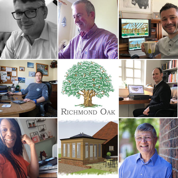 Richmond Oak Conservatories - Remote Design Team
