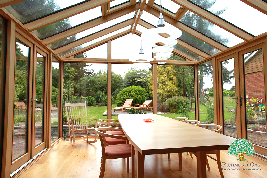Oak Framed Extensions - Richmond Oak Conservatories
