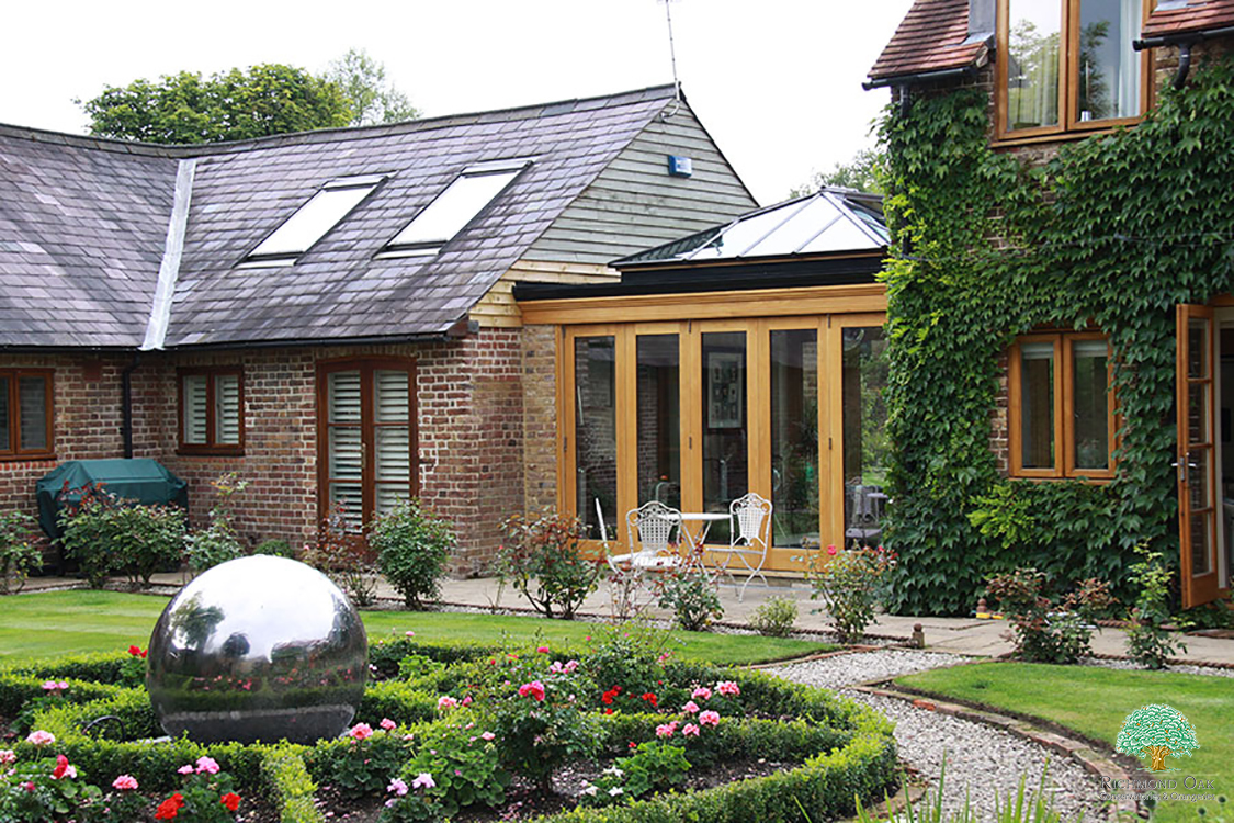 Wooden Framed Extensions - Richmond Oak Conservatories