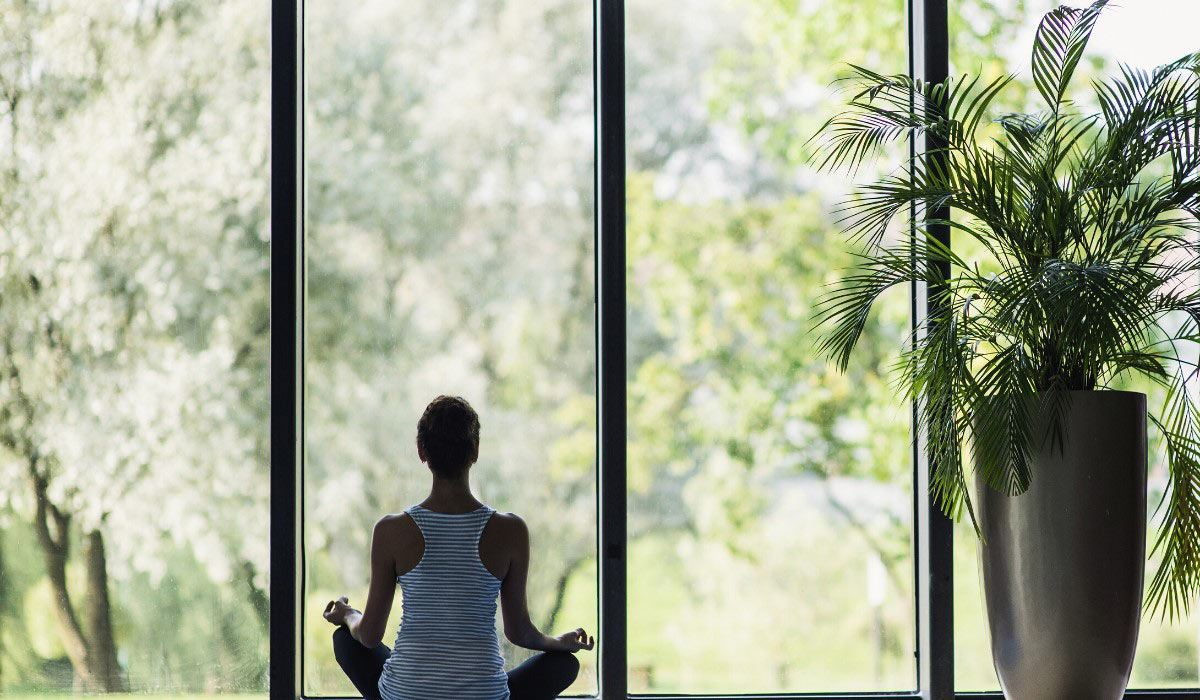 The wellbeing benefits of Yoga
