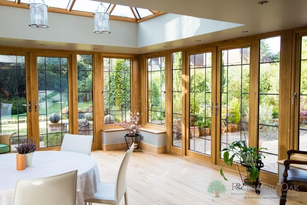Luxury Wooden Orangery - Kent