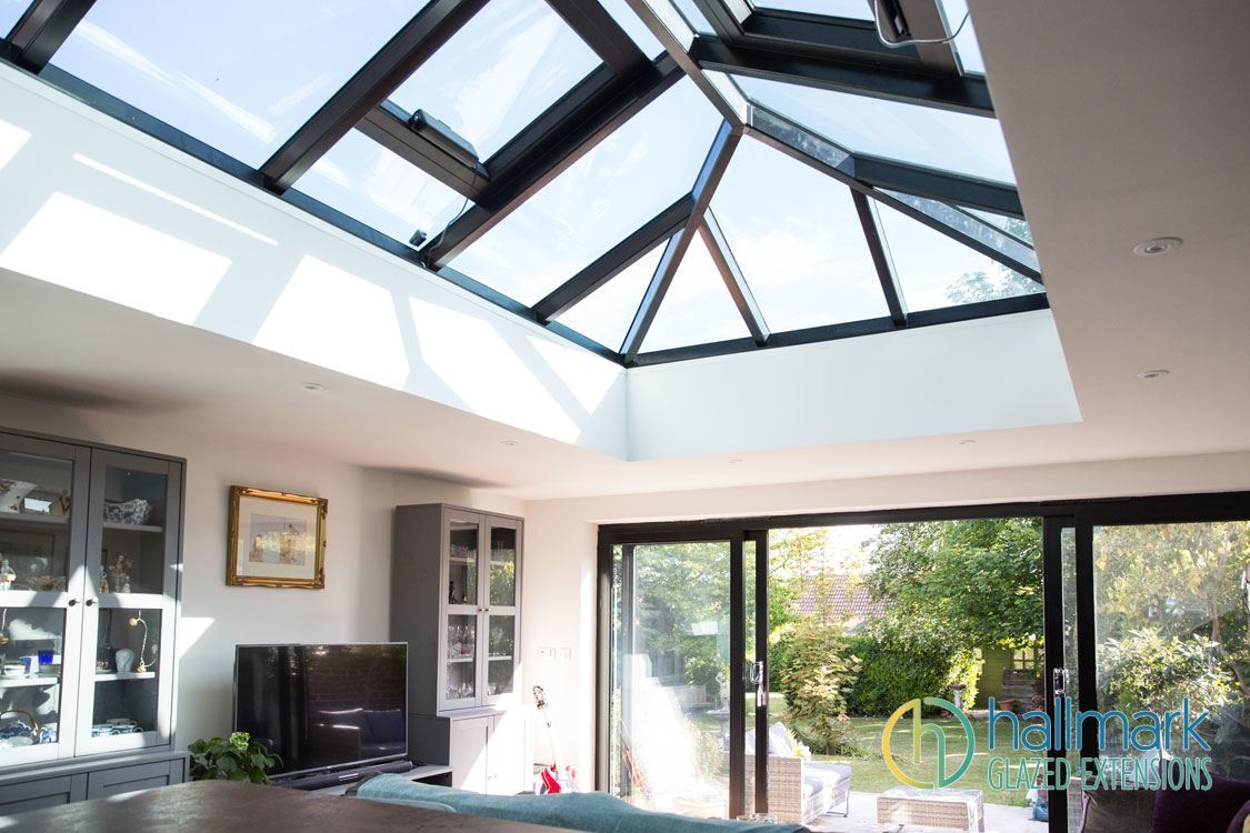 Bespoke Aluminium Home Extension in East Sussex
