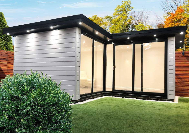 Hallmark Glazed Extensions - Garden Rooms