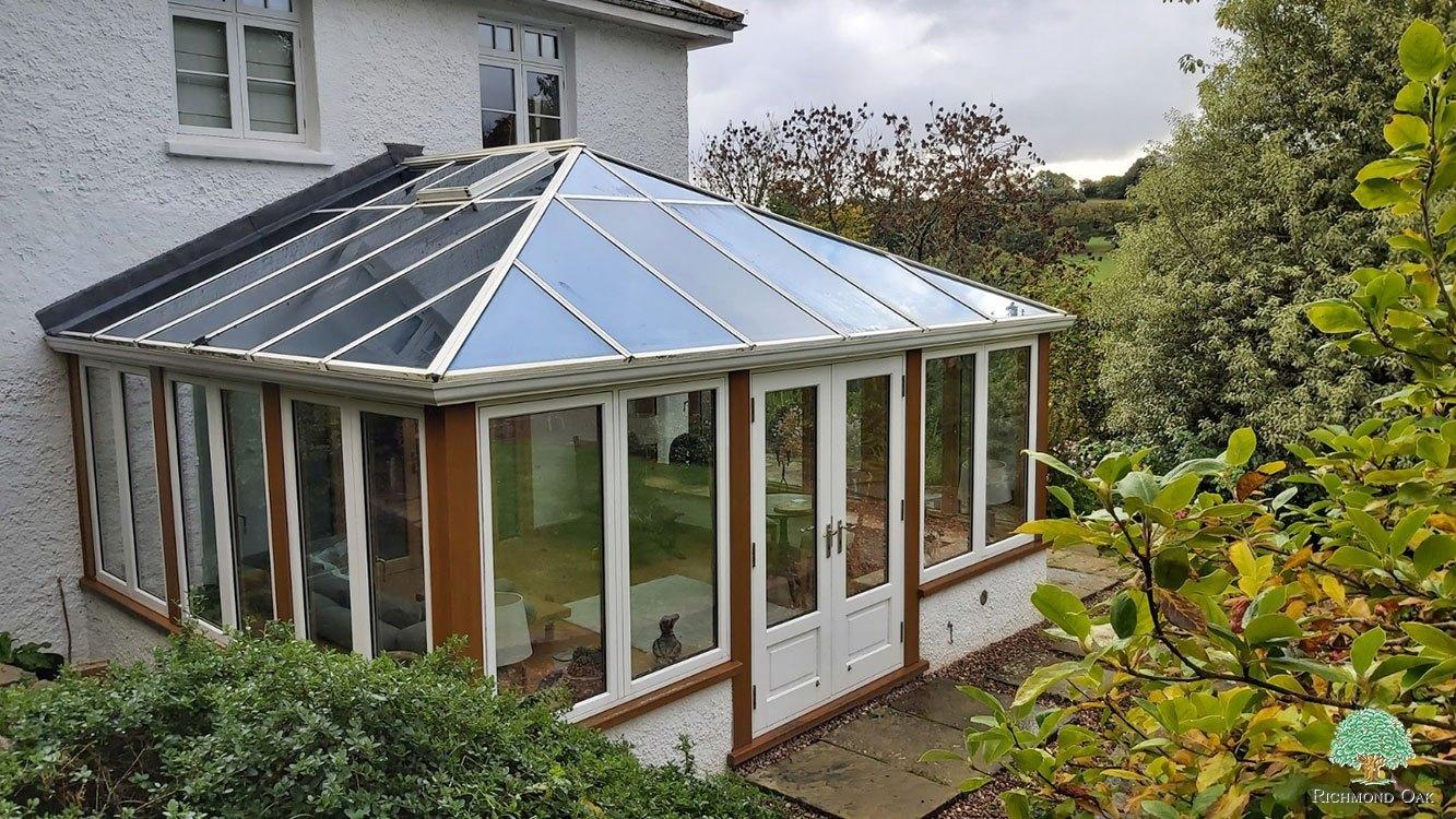 oak conservatory sussex